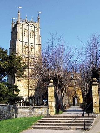 St James' Parish Church